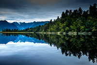 New Zealand South Island Landscapes