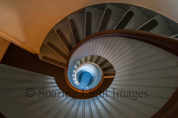 Point Loma Lighthouse Staircase